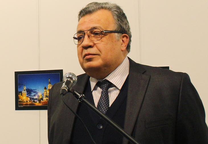 Организатор убийства послаРФ арестован, онсвязан сГюленом— Турецкая милиция