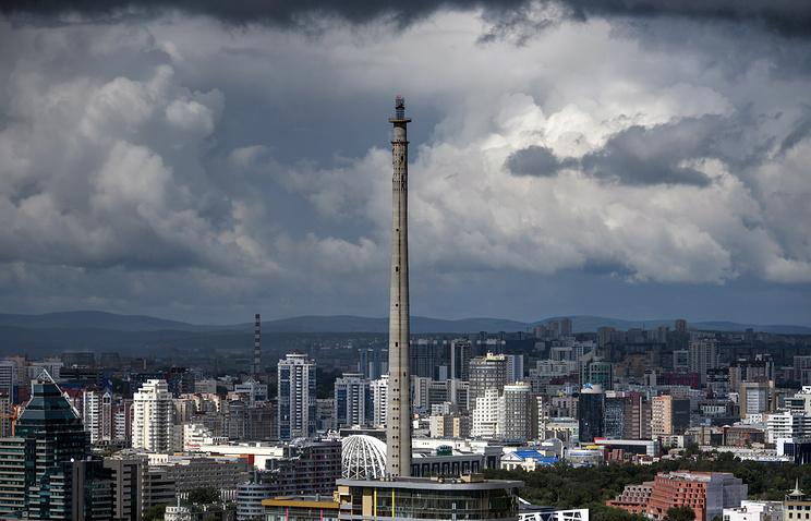 Госэкспертиза одобрила проект телебашни вЕкатеринбурге