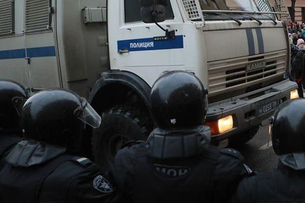 Количество задержанных наакциях Навального достигло 340 человек