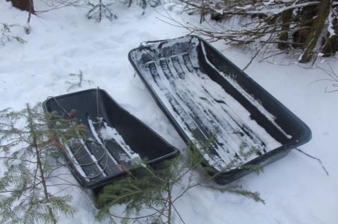 Новогодняя охота на лося закончилась для свердловчанина уголовным делом