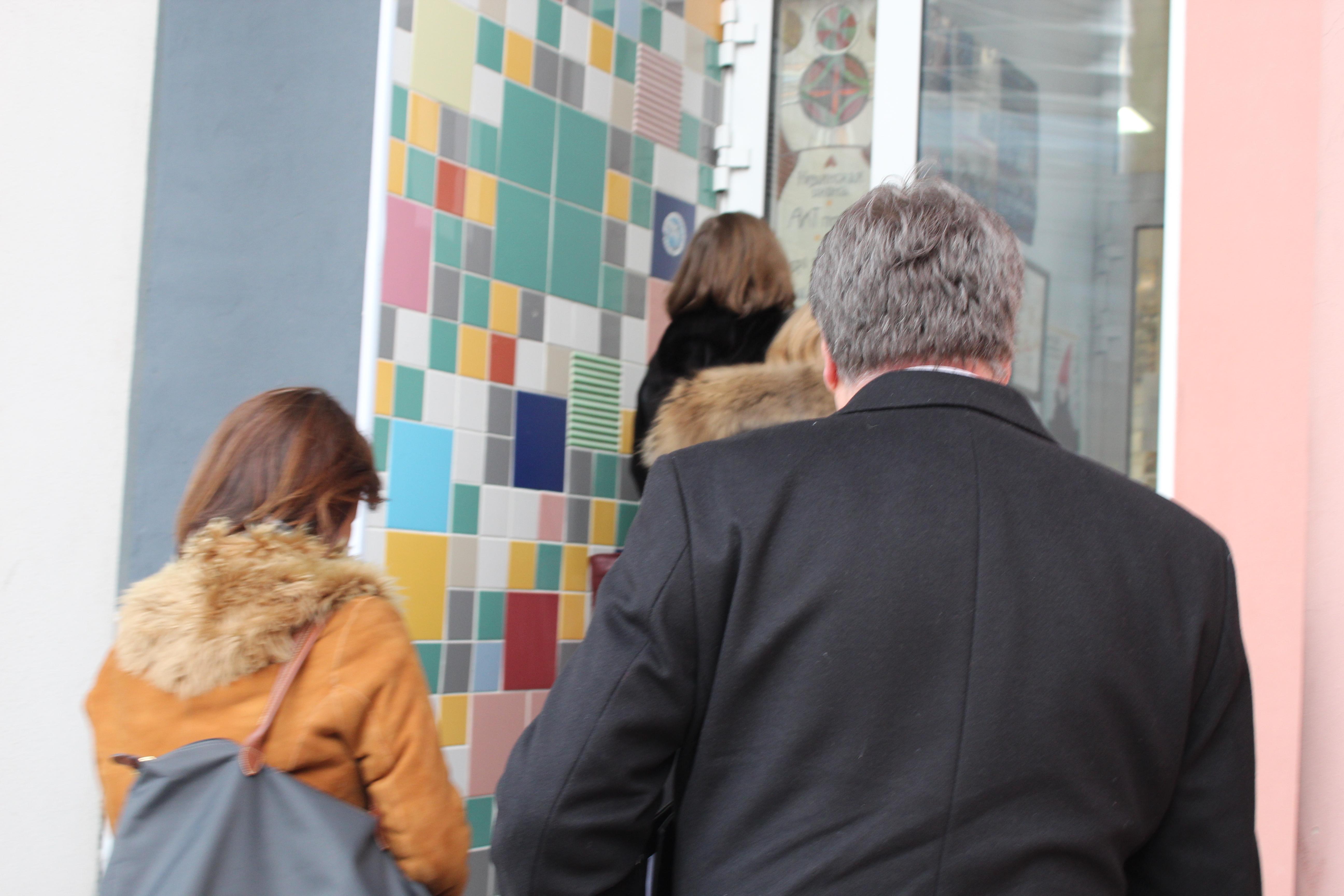 Мэр Екатеринбурга пиарит свои музеи перед британцами