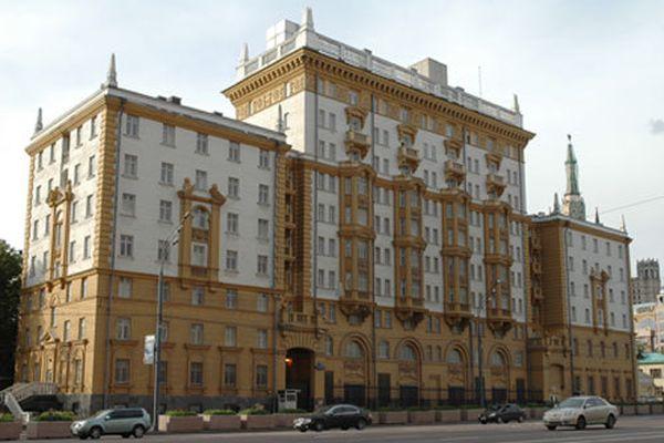 Госдеп назвал возможное переименование улицы у посольства США в Москве внутренним делом