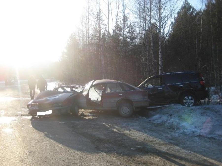 ГИБДД: сводка происшествий на территории Свердловской области 14 февраля 2018 года