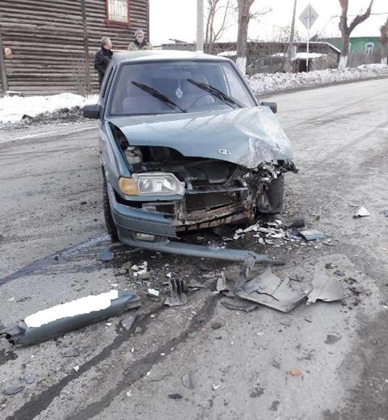ГИБДД: сводка происшествий на территории Свердловской области за 19 февраля 2018 года