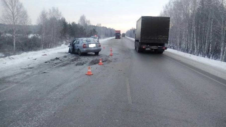 ГИБДД: сводка происшествий на территории Свердловской области за 21 февраля 2018 года