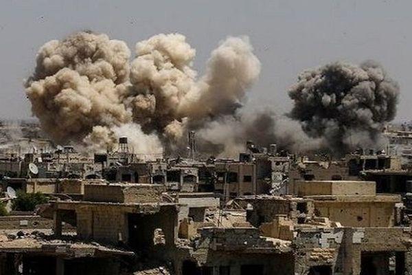 ВВашингтоне обвинили столицуРФ иДамаск внападениях вВосточной Гуте