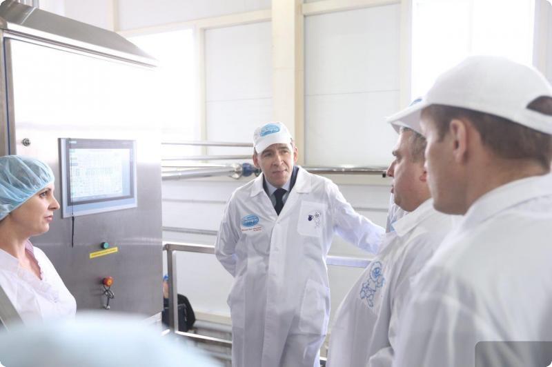 Евгений Куйвашев запустил производство кваса вКушве