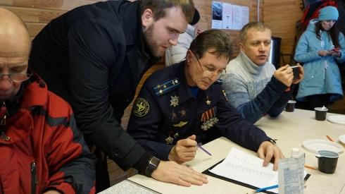 В Екатеринбурге школьники прошли военную тренировку