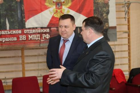 150 молодых бойцов махали кулаками в Каменске-Уральском
