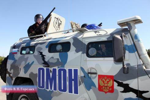 В районе аэропорта Кольцово проводятся совместные учения силовиков