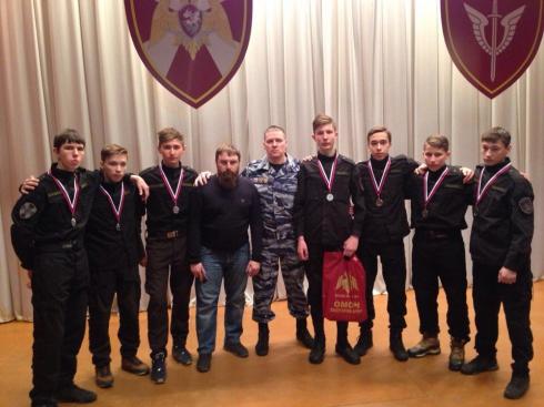 Уральские школьники приняли участие в эстафете, посвященной Дню защитника Отечества