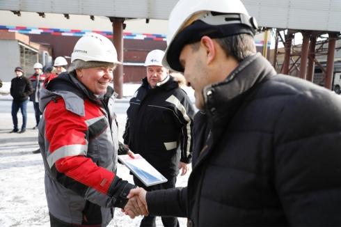Завод «Карабашмедь» отметил 20 лет новой истории