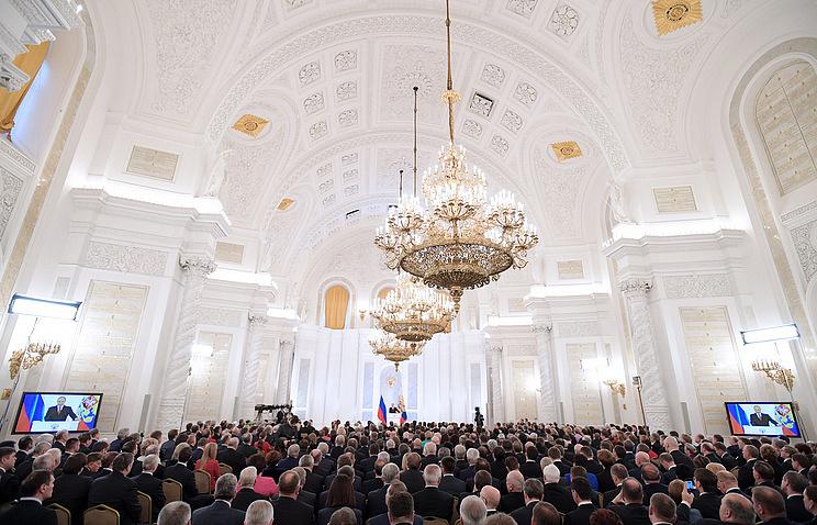 Главы города Уфы пригласили наоглашение послания Президента России Федеральному собранию