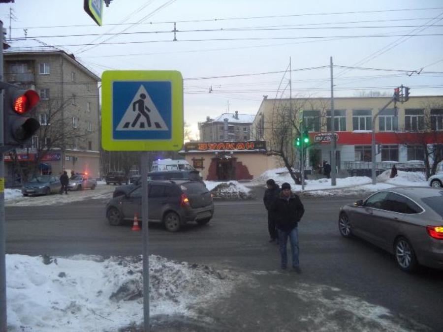 ГИБДД: сводка происшествий на территории Свердловской области за 14 марта 2018 года