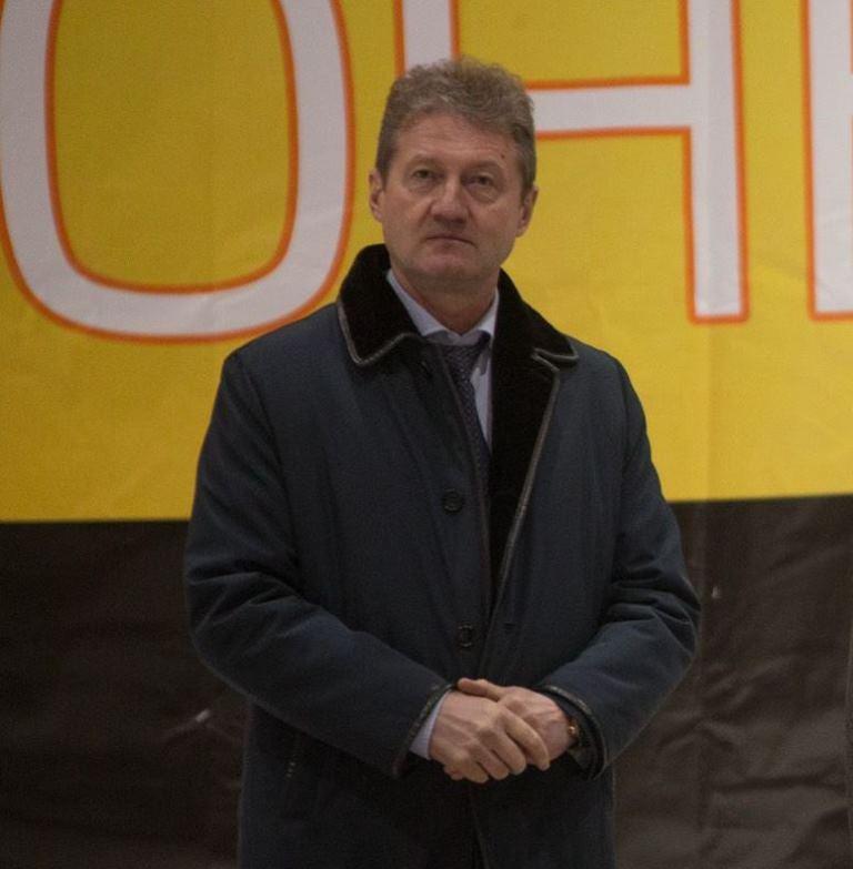 В Екатеринбурге открыли новую ледовую арену на Уралмаше