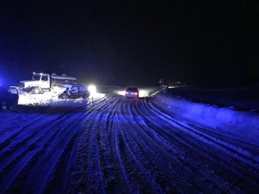ГИБДД: сводка происшествий на территории Свердловской области с 16 по 18 марта 2018 года