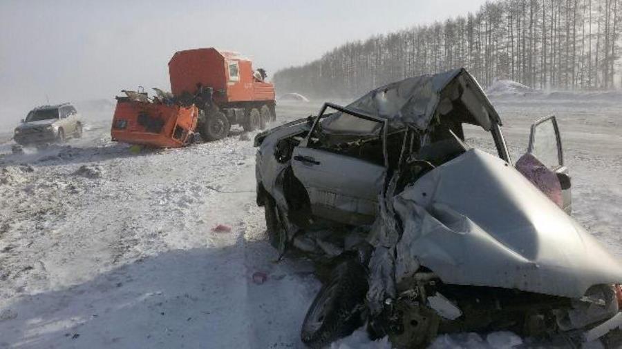 ГИБДД: сводка происшествий на территории Свердловской области за 19 марта 2018 года