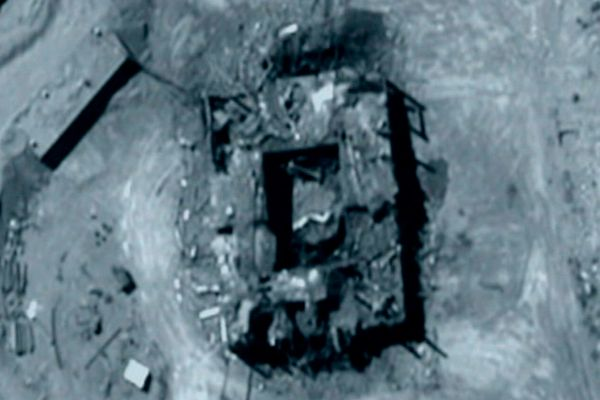 Армия Израиля поведала обуничтожении сирийского ядерного реактора в 2007-ом