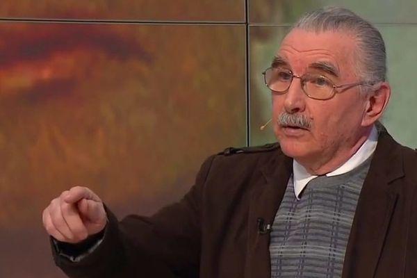 Отец Литвиненко назвал имя убийцы сына встудии «Пусть говорят»