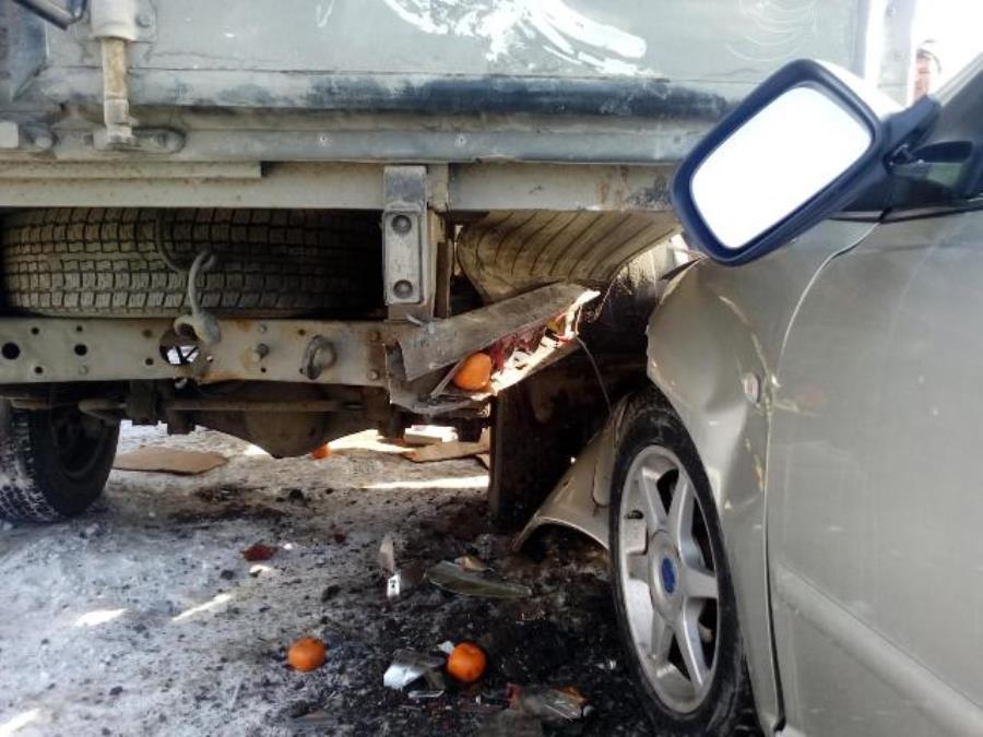 ГИБДД: сводка происшествий на территории Свердловской области за 21 марта 2018 года