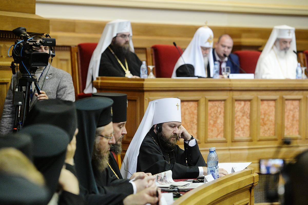 ВЕкатеринбурге пройдет совещание священного синода РПЦ