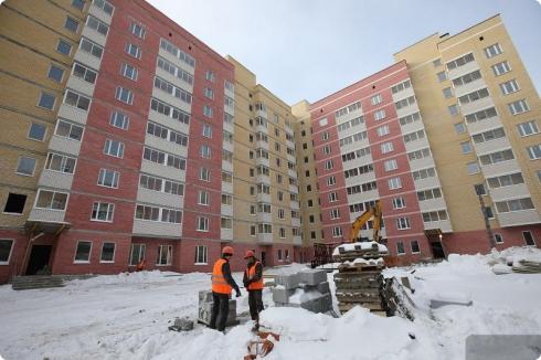 ЖК «Кольцовский» и «Новый Уктус» обещают сдать в 2018 году