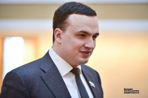 Справедливороссы выдвинут в мэры Екатеринбурга амбициозного депутата