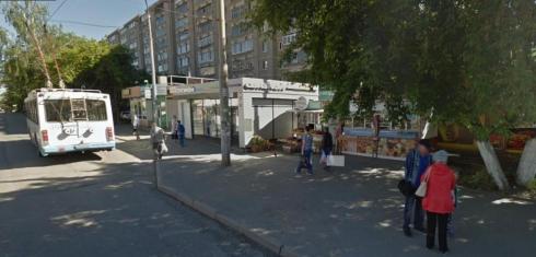 Киоски в Екатеринбурге отдадут на откуп МУГИСО