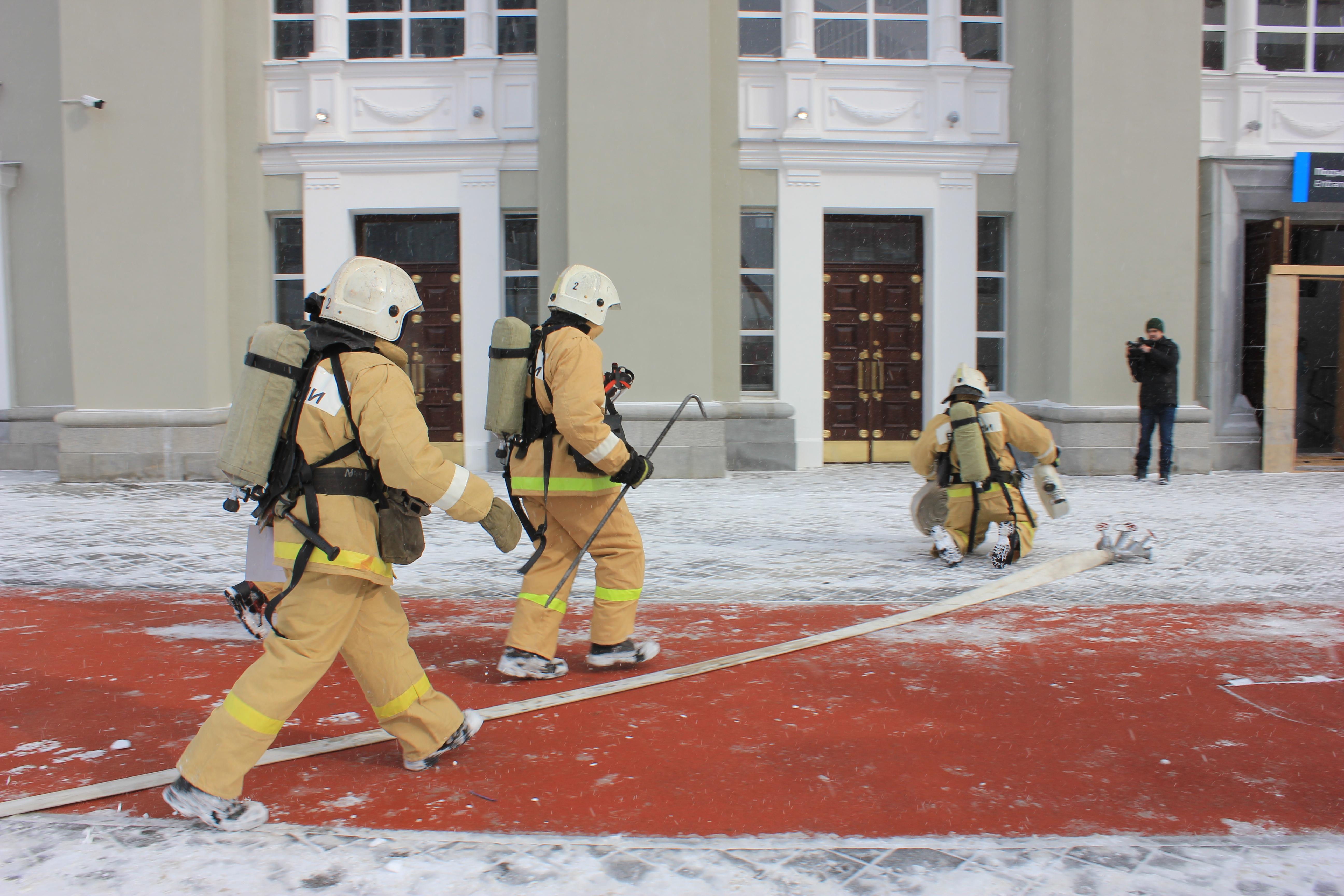 В Екатеринбурге на объектах ЧМ-2018 проведено более 80 проверок пожарной безопасности