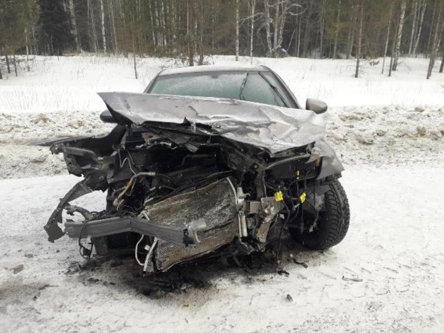 ГИБДД: сводка происшествий на территории Свердловской области с 30 марта по 1 апреля 2018 года