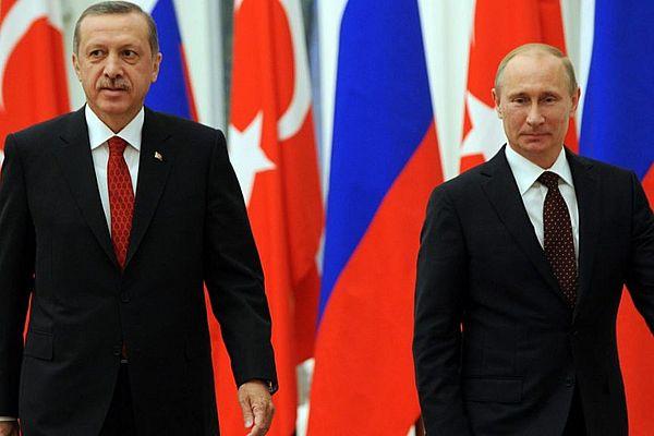 Путин иЭрдоган обсудят Сирию вАнкаре 3