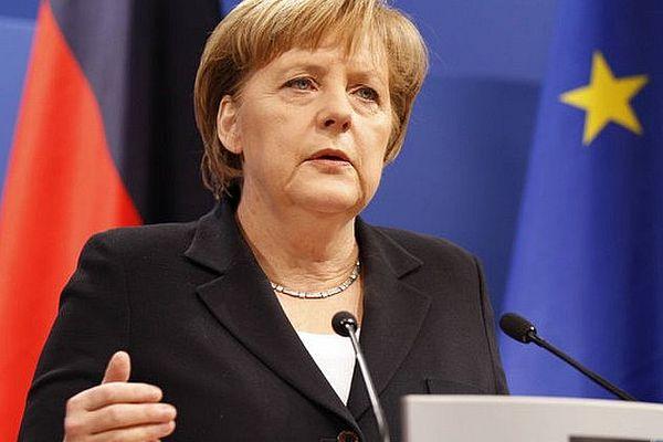 Меркель впервый раз обозначила роль политических причин впроекте «Северный поток— 2»