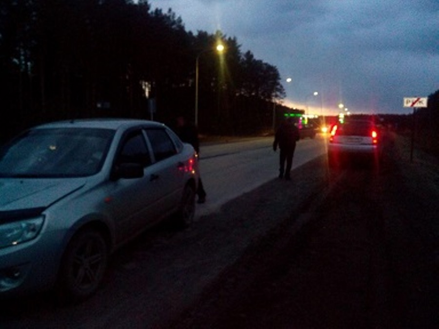 ГИБДД: сводка происшествий на территории Свердловской области с 13 по 15 апреля 2018 года