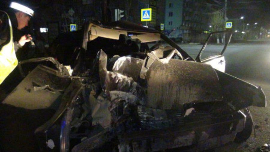 ГИБДД: сводка происшествий на территории Свердловской области за 16 апреля 2018 года