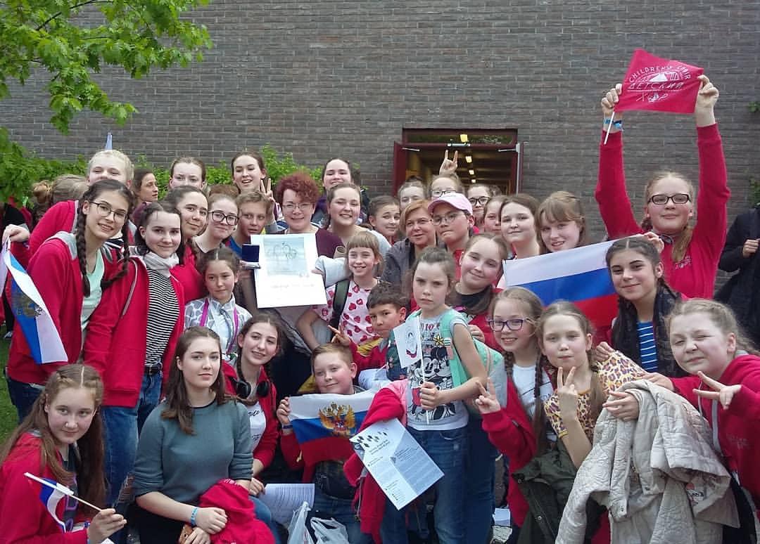 Детский хор Екатеринбургского театра оперы и балета выиграл конкурс в Бельгии