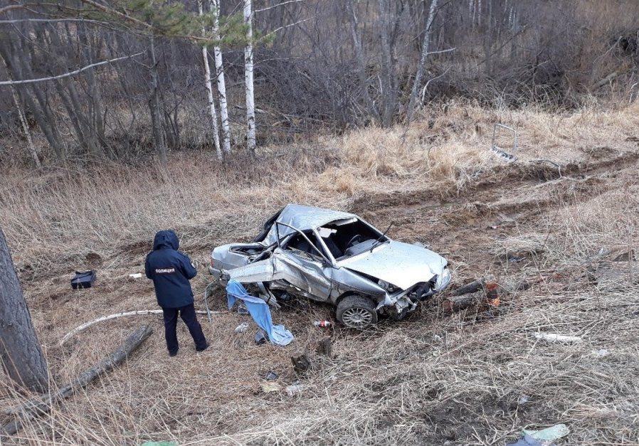 В ДТП под Нижним Тагилом погиб человек