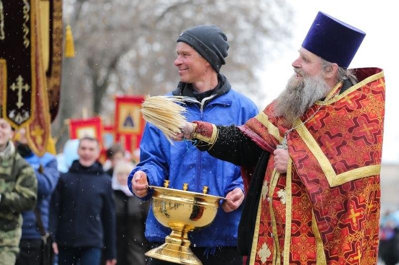 ВЕкатеринбурге впамять осемье Романовых пройдут два крестных хода