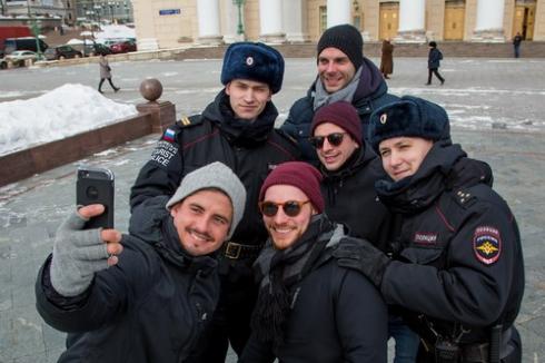 В Екатеринбурге к ЧМ-2018 появится туристическая полиция