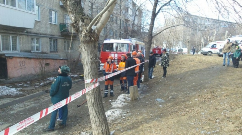 В квартире на улице Бородина произошел взрыв