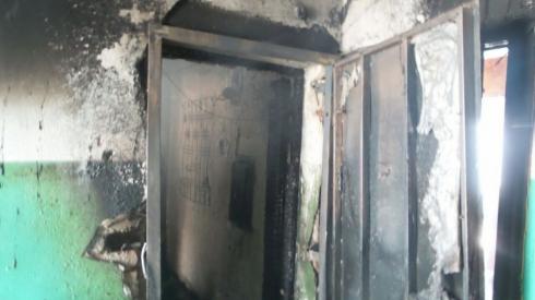 Жильцы дома на улице Бородина, где произошел взрыв, вернулись в свои квартиры