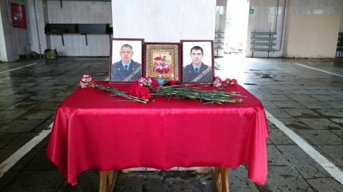 В Кургане увековечат память пожарного, который пожертвовал собой ради спасения людей