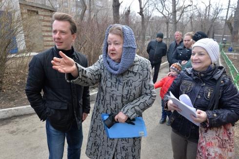 Владимир Бурматов продолжает проверять качество капремонтов