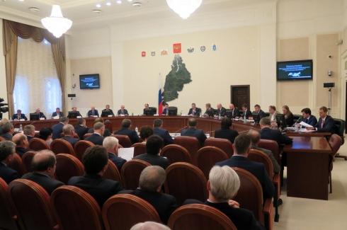 Кокорин выступил с предложением по Курганмашзаводу к зампредседателя коллегии Военно-промышленной комиссии Бочкареву