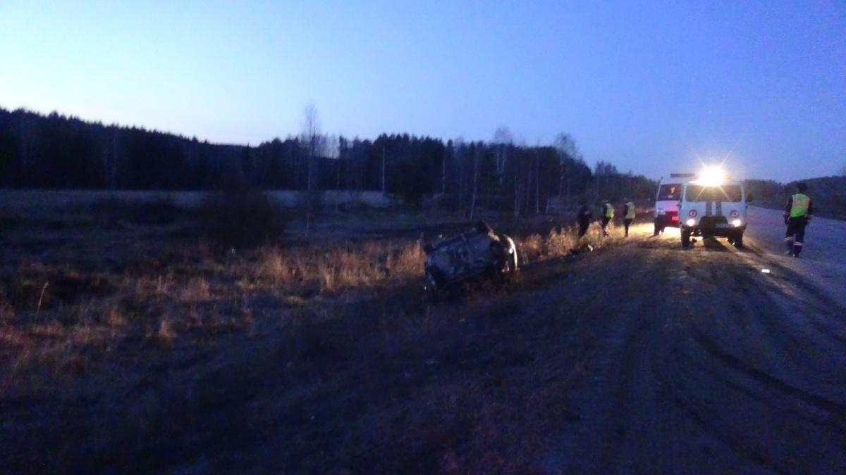 Три человека погибли в ДТП под Нижним Тагилом