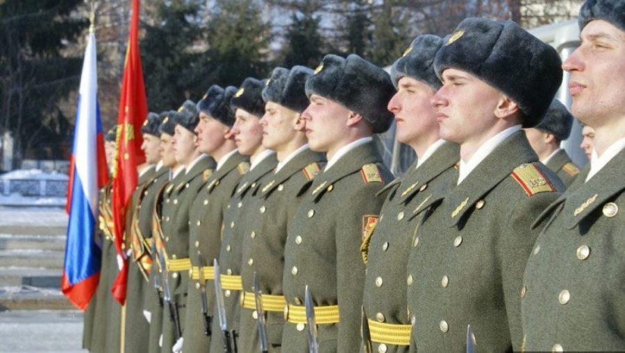 Настолетие Приволжского иУральского военных округов вЕкатеринбурге выступят «Смысловые галлюцинации»