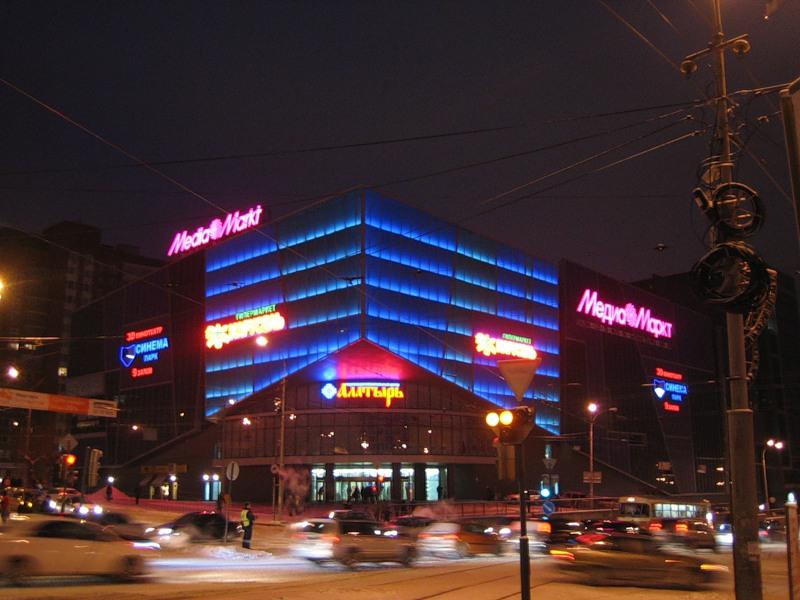 Милиция проверяет информацию онападении наинвалида вТЦ Екатеринбурга