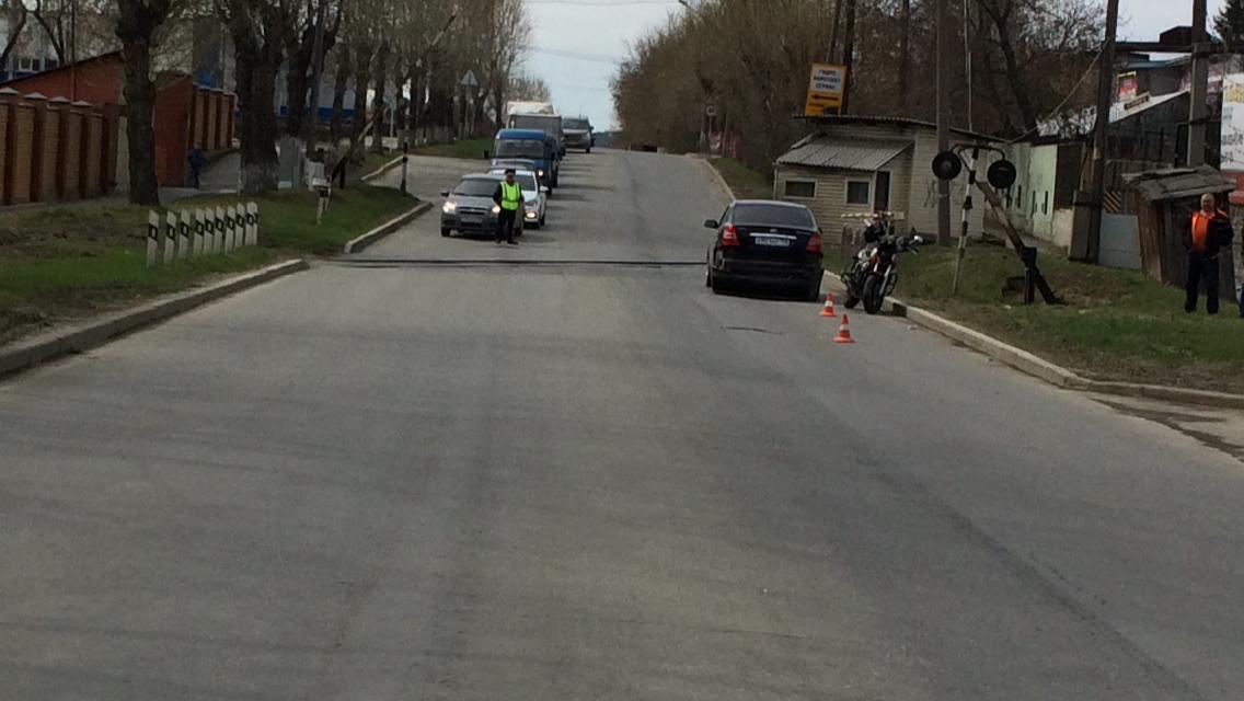 ГИБДД: сводка происшествий на территории Свердловской области за 15 мая 2018 года