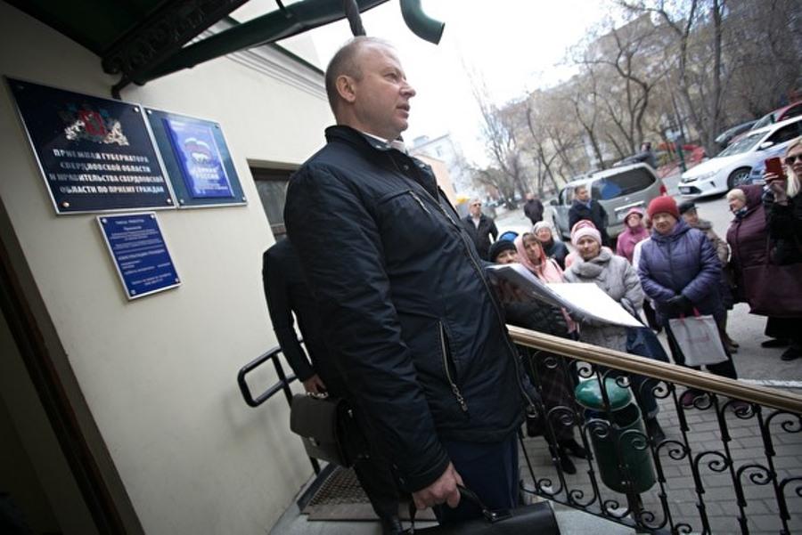 Скандал в свердловском отделении «Единой России» набирает обороты