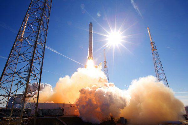 КНР провел тестирования первой для страны коммерческой ракеты-носителя