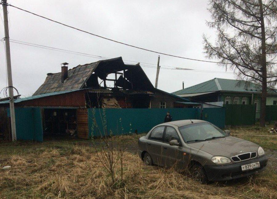 Пожар в Нижнем Тагиле унёс жизни трёх человек